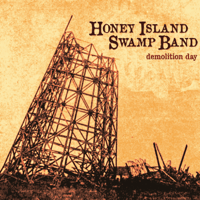 Head High Water Blues Honey Island Swamp Band