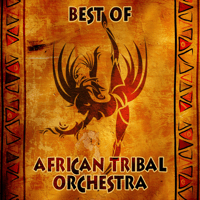 African Sunset African Tribal Orchestra
