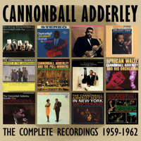 The Masquerade Is Over Cannonball Adderley