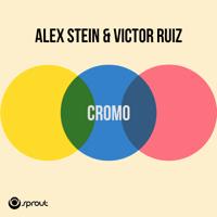 Cromo Alex Stein & Victor Ruiz