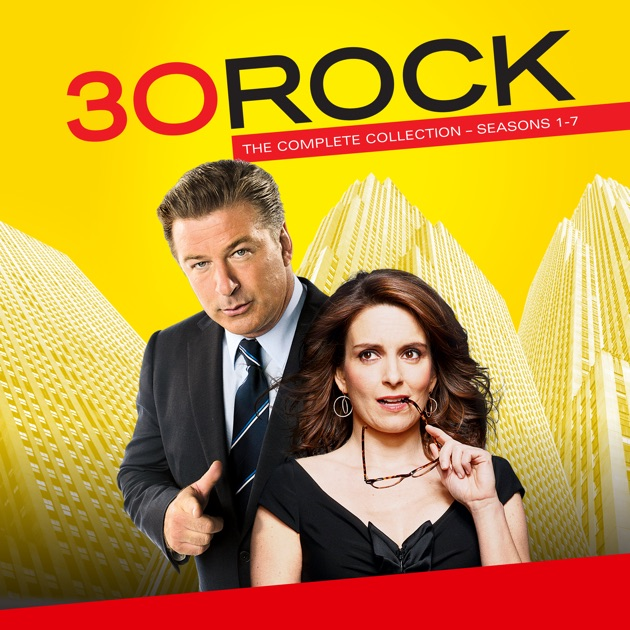 30 Rock The Complete Series on iTunes