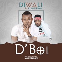 D'Boi (feat. Runtown) Diwali song
