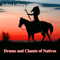 Canyon Train (Native American Music) Indian Calling