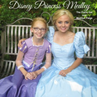 Disney Princess Medley Madilyn Paige & The Piano Gal