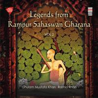 Kajri - Raga Mishra Pilu - Ghirke Aayee Badaria, Dadra Ustad Ghulam Mustafa Khan & Ustad Amjad Warsi MP3