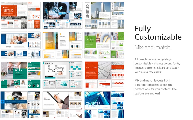Business Templates iBooks Author Edition App Price Drops