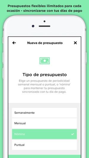 Pennies Presupuesto y gastos en App Store