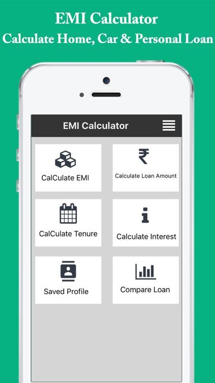 EMI Calculator - Easy EMI,Loan,Interest Calculator by divya mehta - loan interest calculator