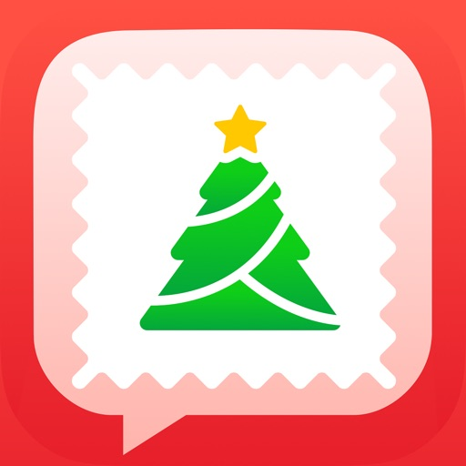 Merry Christmas Card Maker - Free Greeting Cards by Richard Levi