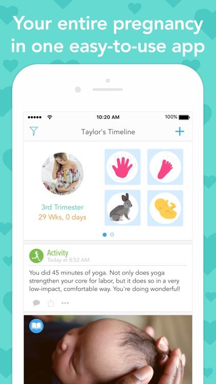 Ovia Pregnancy Tracker by Ovuline, Inc