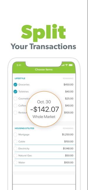 EveryDollar Easy Budgeting App en App Store