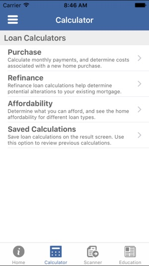 My New Home MTG Calculator on the App Store