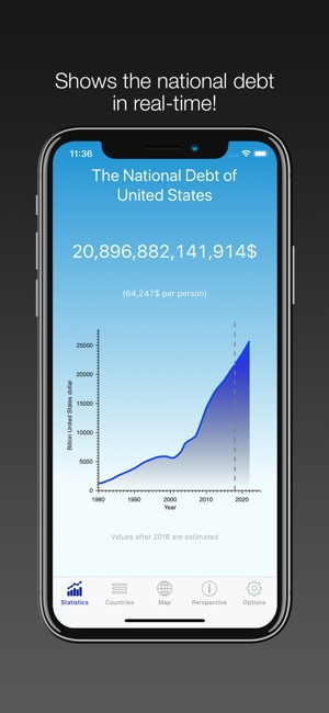 National Debt on the App Store