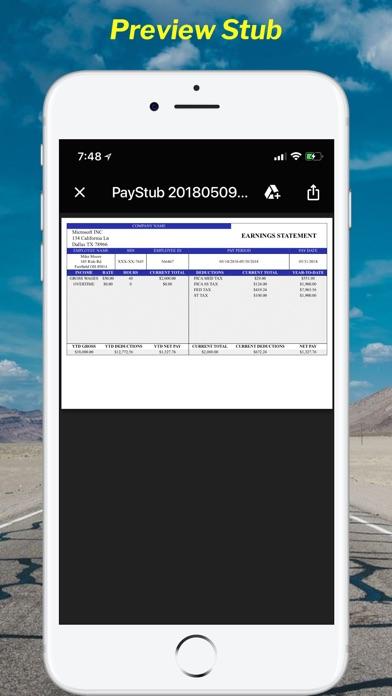 Paystub Calculator Maker Pro - by ChristApp, LLC - Finance Category