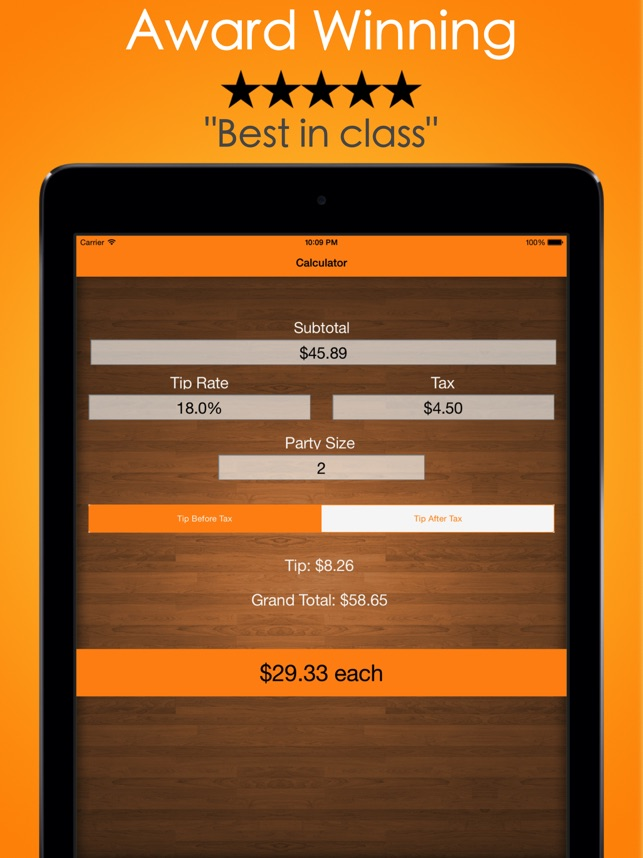 Tip Check - Calculator  Guide on the App Store