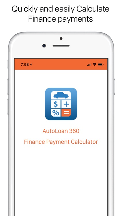Auto Loan Calculator 360 by Randy McMahon