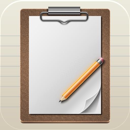 Meeting Notepad by Nathan Peles - meeting note pad