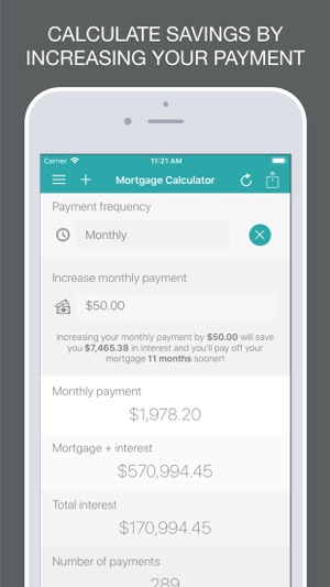 Mortgage Calculator + on the App Store