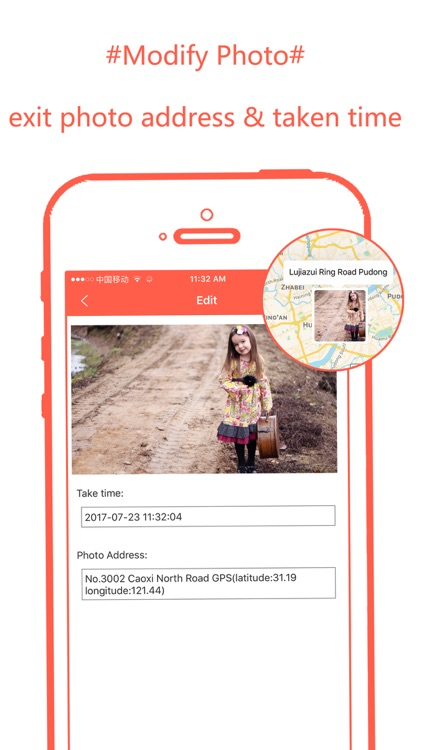 Fake location - change your locationaddress by Jie Yang