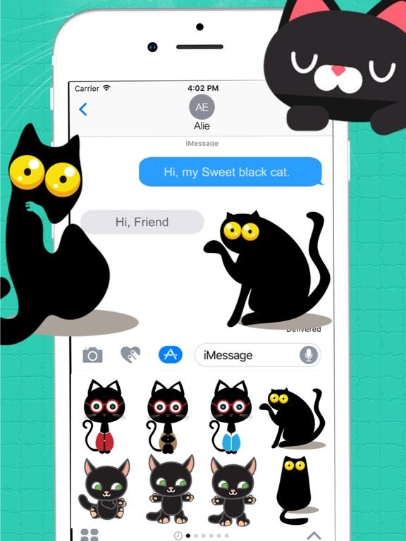 Black Cat Emoji ablettervaultradio