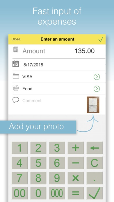 Expenses and Income Tracker - App - Mobile Apps - TUFNCCOM