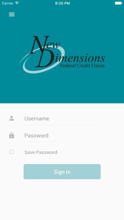 NDFCU Mobile Access by New Dimensions Federal Credit Union