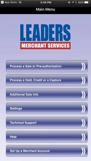 Leaders Credit Card Processing on the App Store