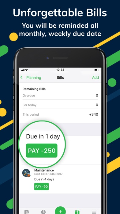 Money Lover Expense Tracker - by Finsify Technology Company Limited - money expense tracker