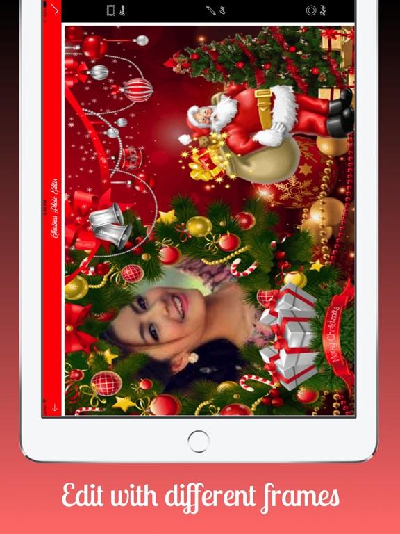 Christmas Frame Editor App Price Drops