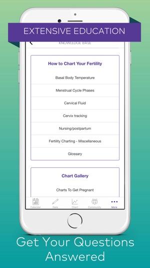 Kindara Fertility Tracker on the App Store