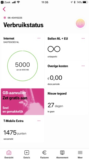 My T-Mobile on the App Store - my tmobile com