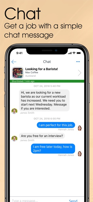 Rapid Job - Fast jobs search on the App Store