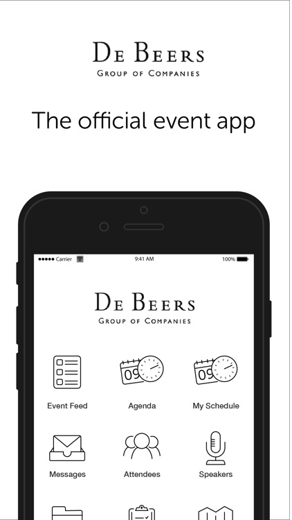 De Beers Events by DE BEERS UK LIMITED