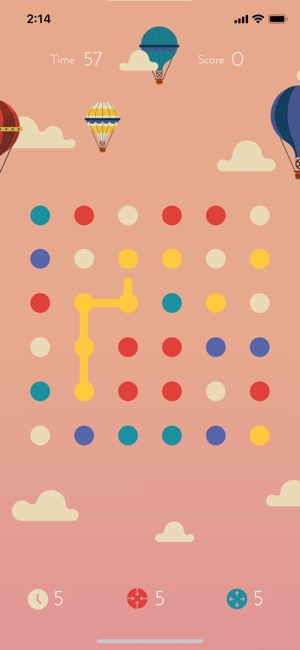 Dots A Game About Connecting on the App Store