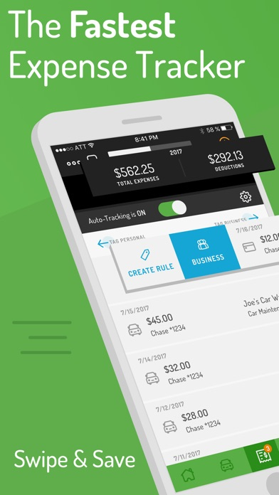 Hurdlr Expense Receipt Tracker by Hurdlr, Inc (iOS, United States - business expense tracking app