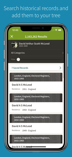Ancestry on the App Store - support ancestry com