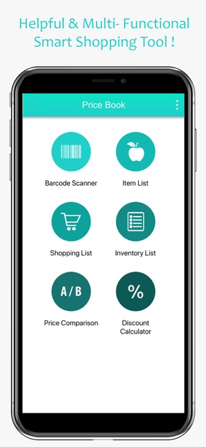 Price Book-Track Grocery Price on the App Store