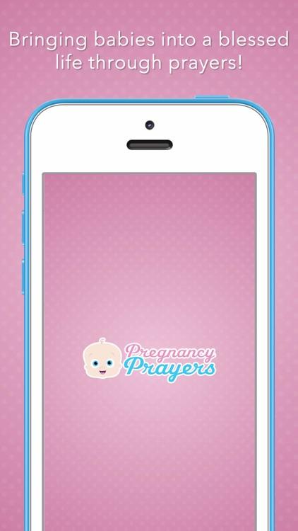 Pregnancy Prayers - Daily  Weekly Prayers by Ashley Sims