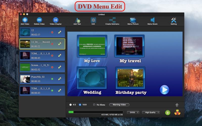 DVD Creator - Burn Video Maker App Price Drops