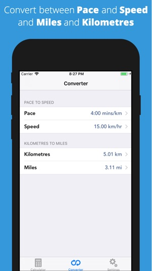 Pace Calculator on the App Store