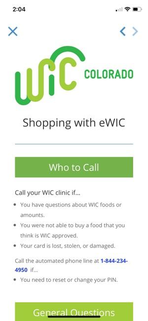 WICShopper on the App Store