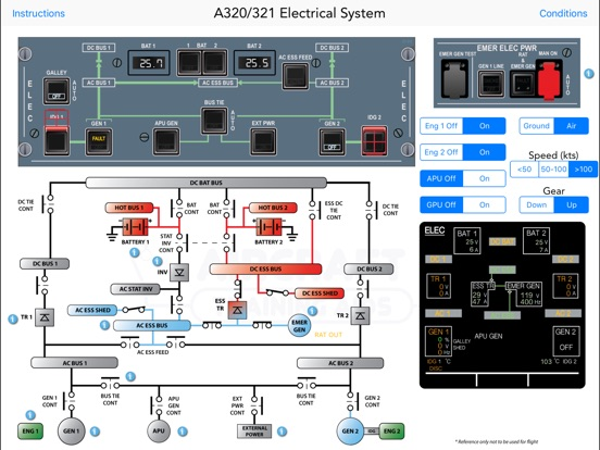Airbus A320 Electrical Diagram App Price Drops