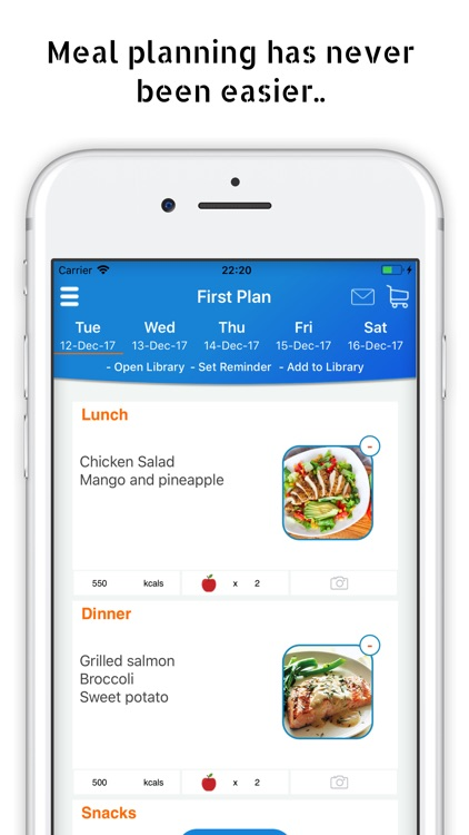 Meal Planner Pal by Gregg Evans