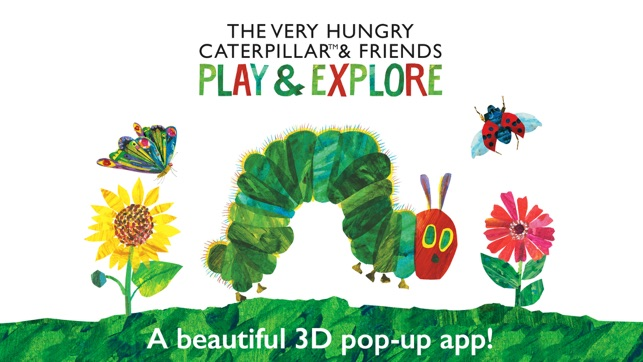 The Very Hungry Caterpillar \u2013 Play  Explore on the App Store