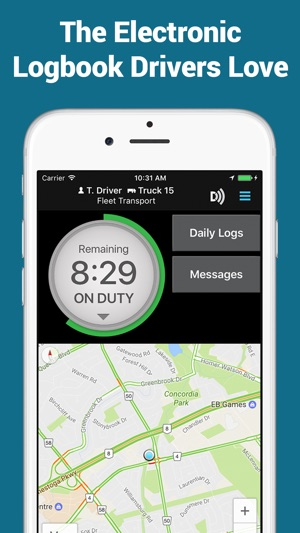 BigRoad Truck Driver Log Book on the App Store