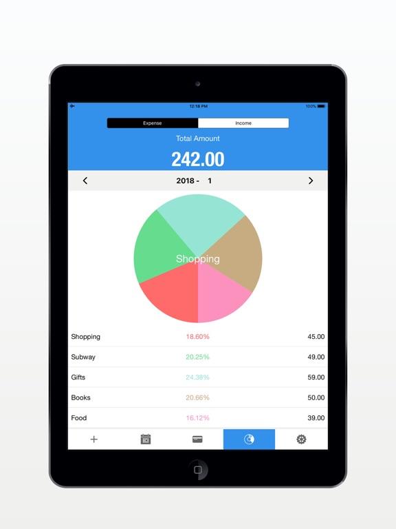 My Money Book-Expense Tracker App Price Drops