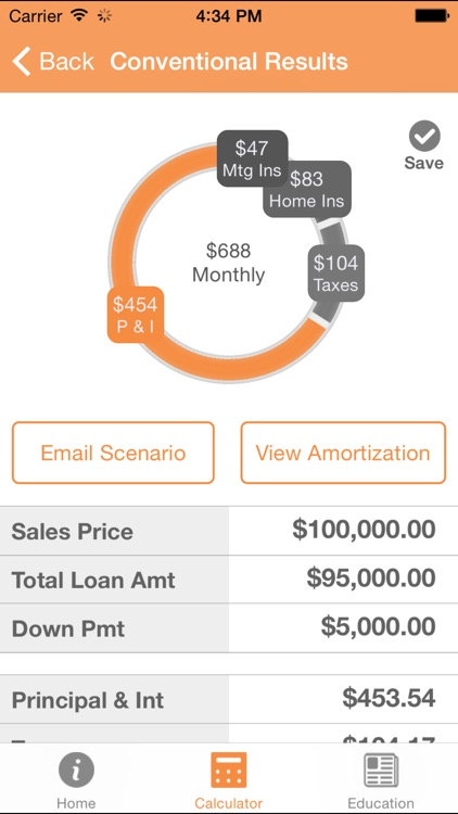 Embrace Mortgage Calculator by Embrace Home Loans