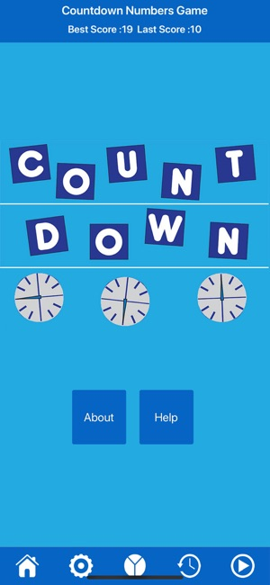 The Countdown Numbers Game on the App Store