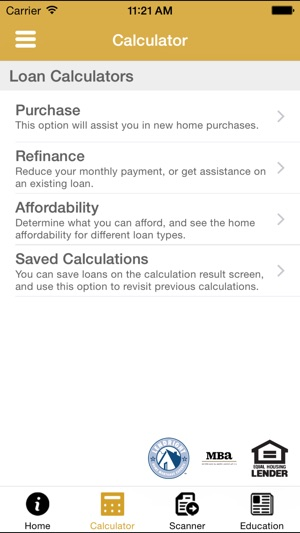 American Home Mortgage on the App Store