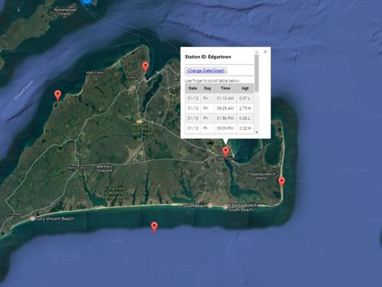 Massachusetts Tide Chart App Price Drops